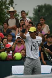 Cincinnati - Rafael Nadal Fans (3)