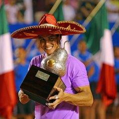 Rafael Nadal - Acapulco Mexico 2013