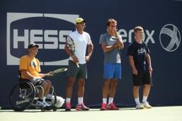 Rafael Nadal - Kids Day 2013 - New York (2)