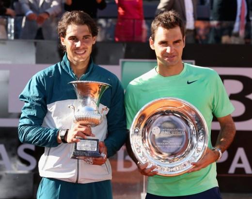 Rafael Nadal - Rome 2013