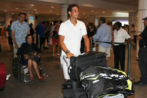 Welcome Rafa - Rafael Nadal Fans (2)