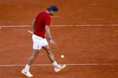Davis Cup - Rafael Nadal practicing in Madrid (11)