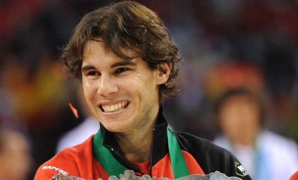 Rafael Nadal Davis Cup Spain