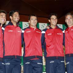 Team Spain - Davis Cup - Rafael Nadal - 2013 (10)