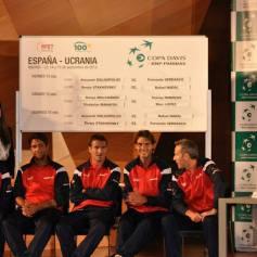 Team Spain - Davis Cup - Rafael Nadal - 2013 (2)