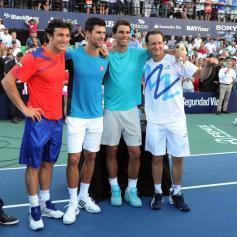 Nadal Djokovic Nalbandian Monaco Argentina