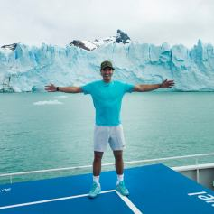 Nadal Djokovic Perito Moreno Argentina 2013 (10)
