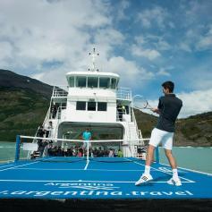 Nadal Djokovic Perito Moreno Argentina 2013 (6)