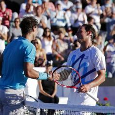 Rafael Nadal and Novak Djokovic serve up a fond goodbye to David Nalbandian (4)