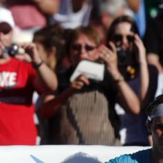 Rafael Nadal and Novak Djokovic serve up a fond goodbye to David Nalbandian (6)