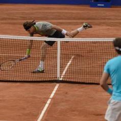 Rafael Nadal David Ferrer Lima Peru 2013 (5)
