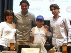 Rafael Nadal David Ferrer Peru Press Conference (10)