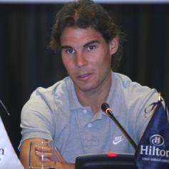 Rafael Nadal David Ferrer Peru Press Conference (3)