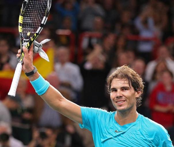 Paris Masters, SF: Rafael Nadal Vs. David Ferrer – Rafael ...