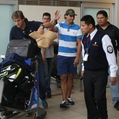 Rafael Nadal in Lima Peru 2013 (2)
