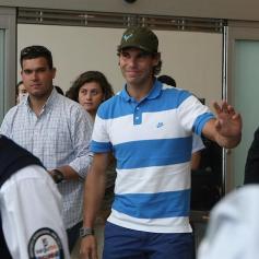 Rafael Nadal in Lima Peru 2013 (3)