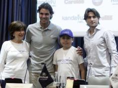 Rafael Nadal in Peru Lima (3)