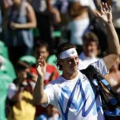 Rafael Nadal Novak Djokovic goodbye David Nalbandian La Rural Argentina (5)