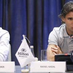 Rafael Nadal Press Conference Lima Peru 2013 (2)