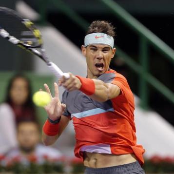 Nadal Rosol Doha 2013 (3)