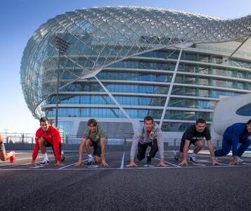 Photo: Mubadala World Tennis Championship
