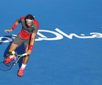 Rafael Nadal Abu Dhabi 2013 (1)
