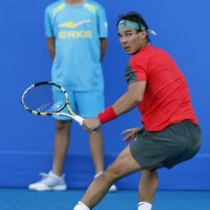 Rafael Nadal Abu Dhabi 2013 (11)