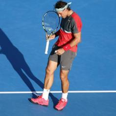 Rafael Nadal Abu Dhabi 2013 (2)