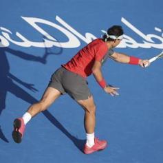 Rafael Nadal Abu Dhabi 2013 (21)