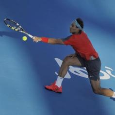 Rafael Nadal Jo-Wilfried Tsonga Abu Dhabi (2)