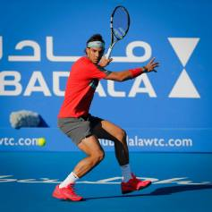 Rafael Nadal Jo-Wilfried Tsonga Abu Dhabi (4)