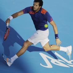 Rafael Nadal Jo-Wilfried Tsonga Abu Dhabi (8)