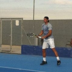 Rafael Nadal practices for new season in Mallorca (6)