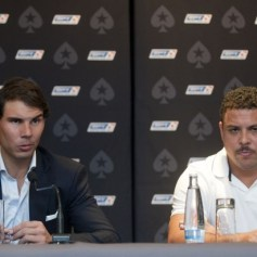Rafael Nadal Ronaldo play poker Prague 2013 (13)