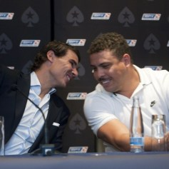 Rafael Nadal Ronaldo play poker Prague 2013 (20)