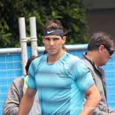 AO2014-Day-8-Rafael-Nadal-Practice0027