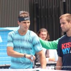 AO2014-Day-8-Rafael-Nadal-Practice0032