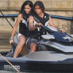 Rafael Nadal's Girlfriend Maria Francisca Perello