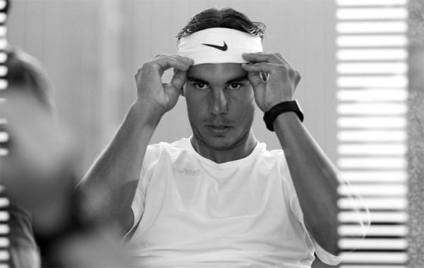 Rafael Nadal, Majorca July 2011 for Nike.