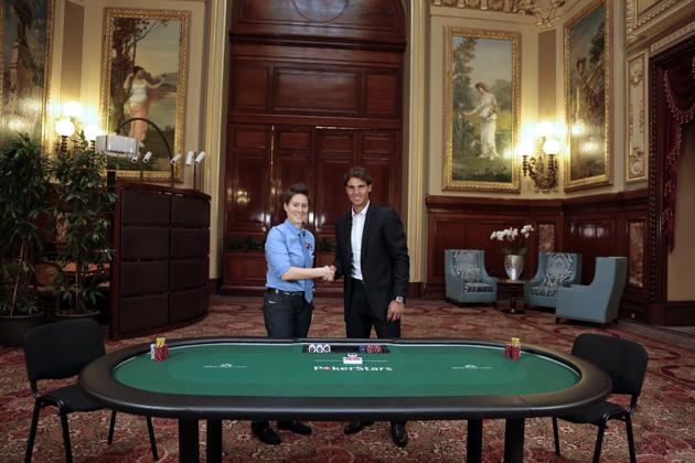 Rafael Nadal Plays Poker In Monte Carlo Vs Vanessa Selbst 10 Rafael Nadal Fans