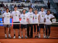 Rafael Nadal and Iker Casillas host Charity Day at the Mutua Madrid Open (12)