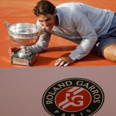 Nadal wins 9th French Open title (2)