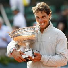 Nadal wins 9th French Open title (3)