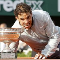 Rafael Nadal 2014 French Open Champion (3)