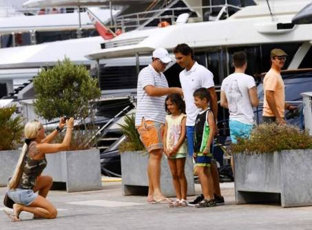 Rafa Nadal Vacations In Ibiza (7)