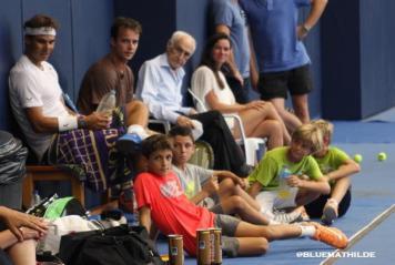 Rafael Nadal practices in Mallorca 2014 (11)