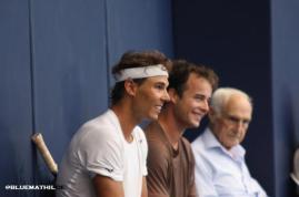 Rafael Nadal practices in Mallorca 2014 (9)
