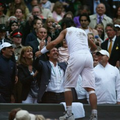 Wimbledon 2008 Rafael Nadal v Roger Federer (1)