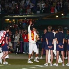 Wimbledon 2008 Rafael Nadal v Roger Federer (10)