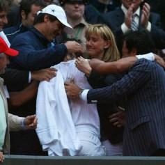 Wimbledon 2008 Rafael Nadal v Roger Federer (33)